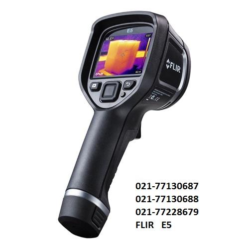 دوربین حرارتی ترموویژن E5