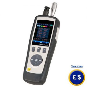 More information on the particle counter DT-9881
