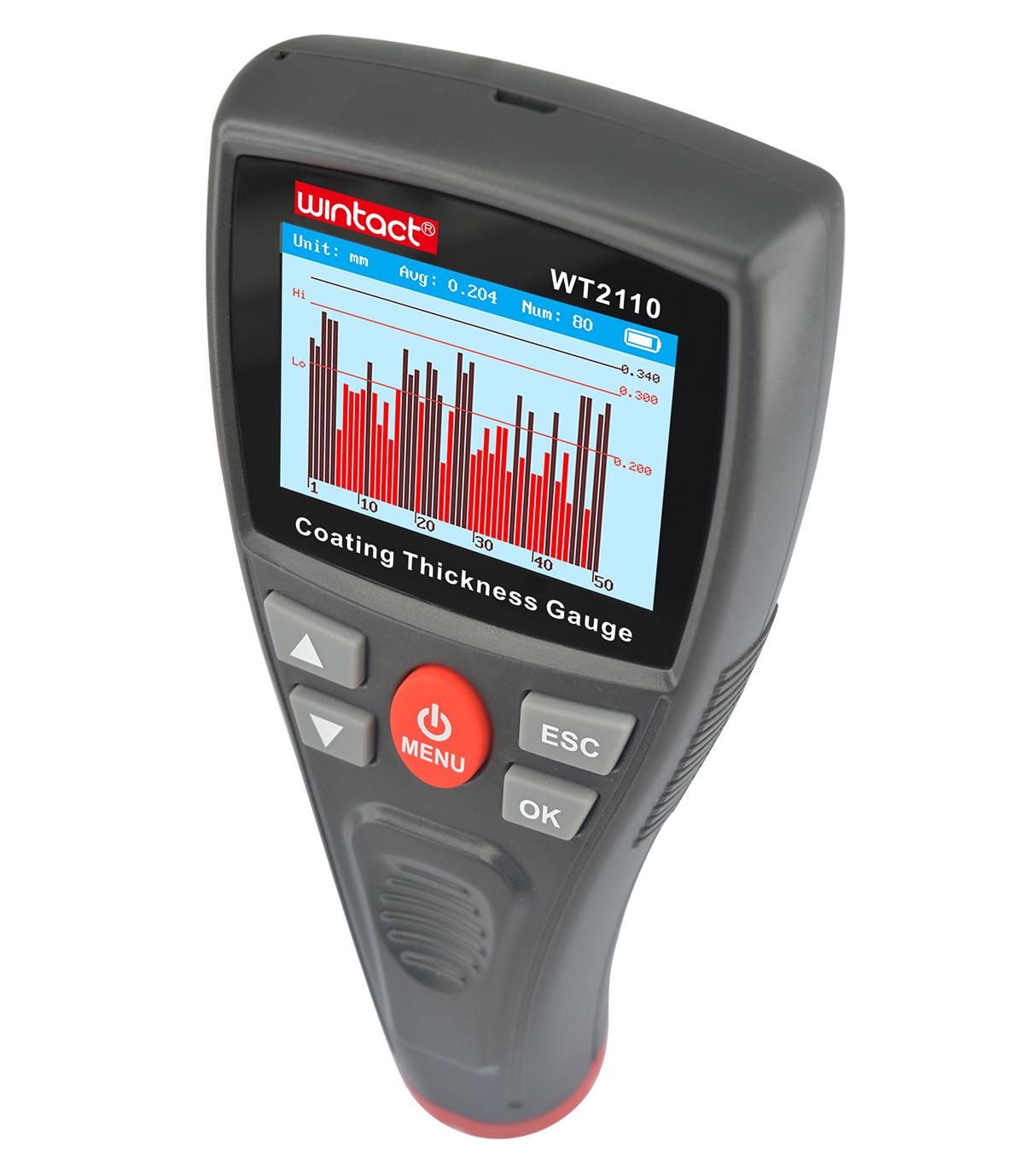 دستگاه ضخامت سنج WT2110