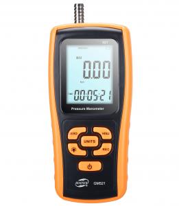 فشار سنج دیجیتال بنتک مدل GM505