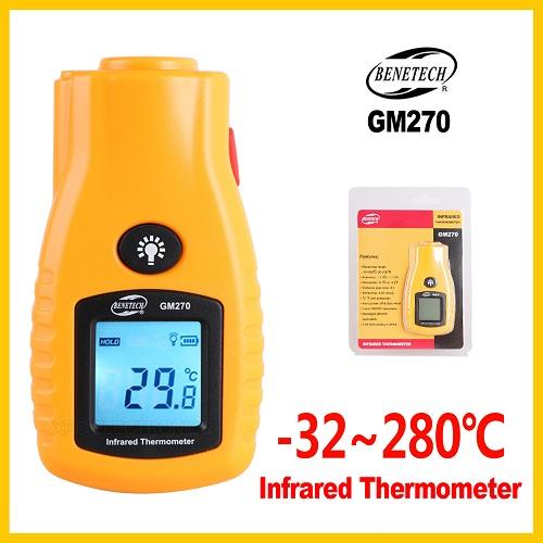 ترمومتر لیزری GM270